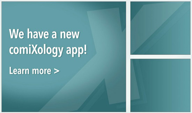 ComiXology Kills iOS In Apps Purchase