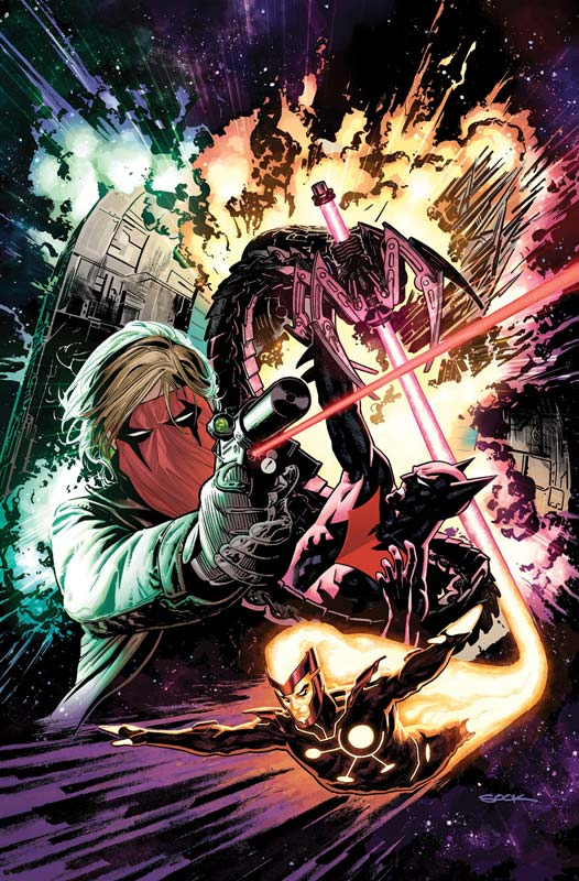 New Comic Book Reviews Catchup 5/12/14