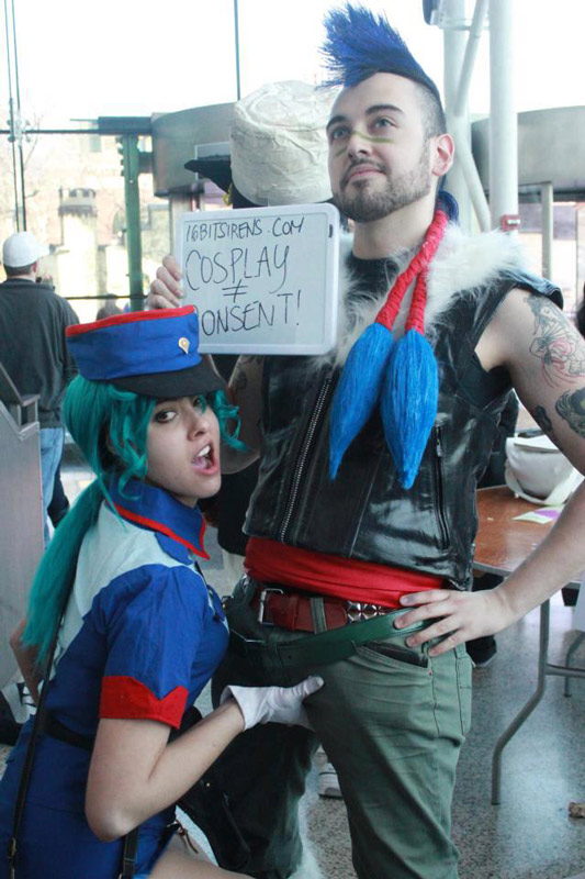 What Is Going On With Harassment At Conventions?