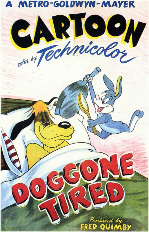 doggone-tired-movie-poster-1949-1020198079