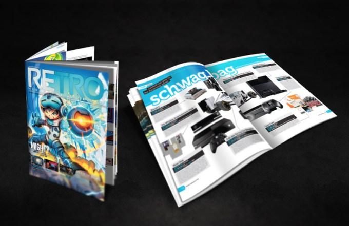 retro-magazine