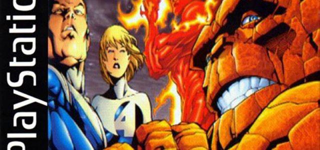 Fantastic Four PS1 Review