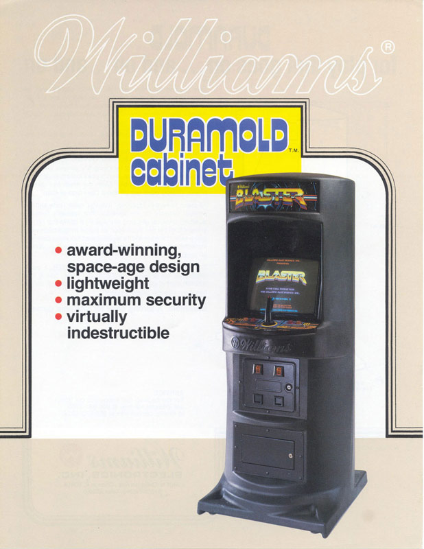 blaster-duramold