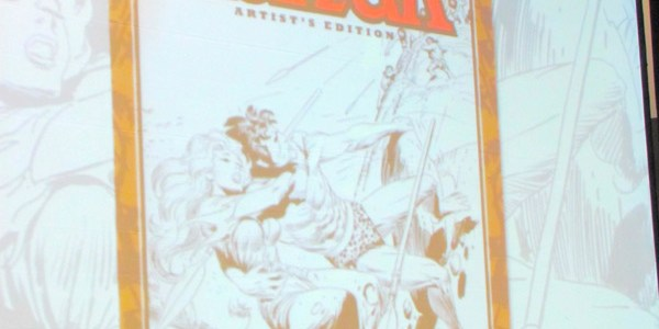 WonderCon 2015 IDW Artist Edition Panel