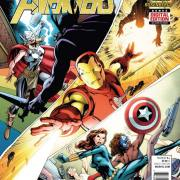 New Comic Book Reviews Week Of 4/29/15