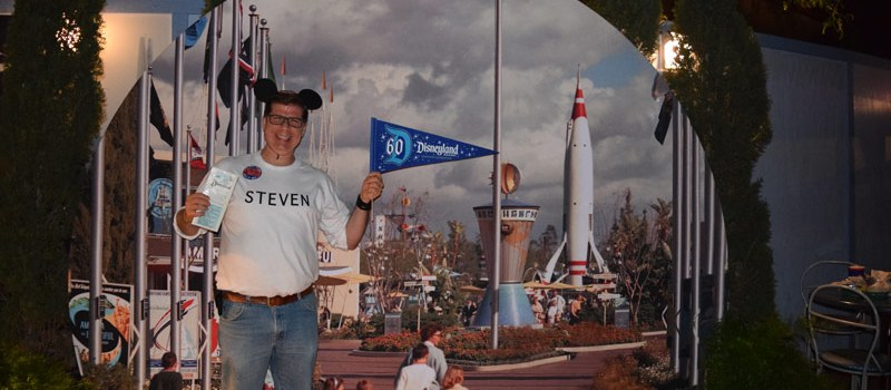 Disneyland 60th Birthday