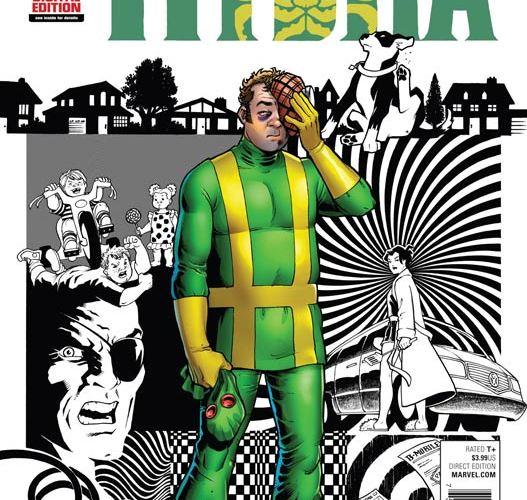 New Comic Book Reviews Week Of 8/26/15