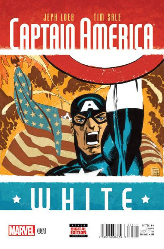 captain-america-white-#1