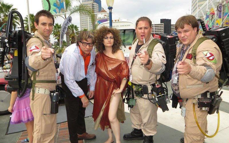 Long Beach Comic Con 2015 Cosplay Part 2