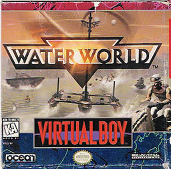 Waterworld Virtual Boy Review