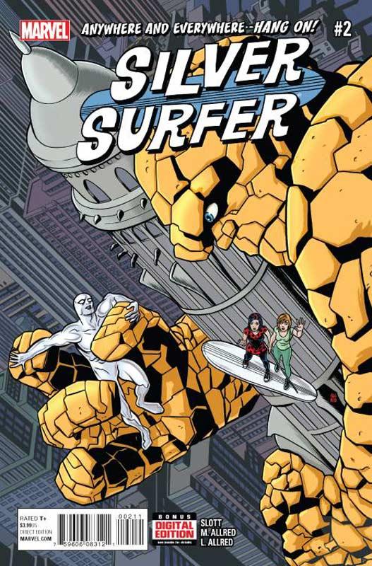 New Comic Book Reviews Week Of 2/17/16
