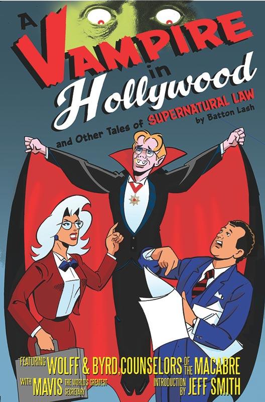 Kickstarter Watch: A Vampire In Hollywood