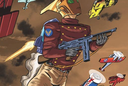 New Comic Book Reviews Week Of 3/23/16