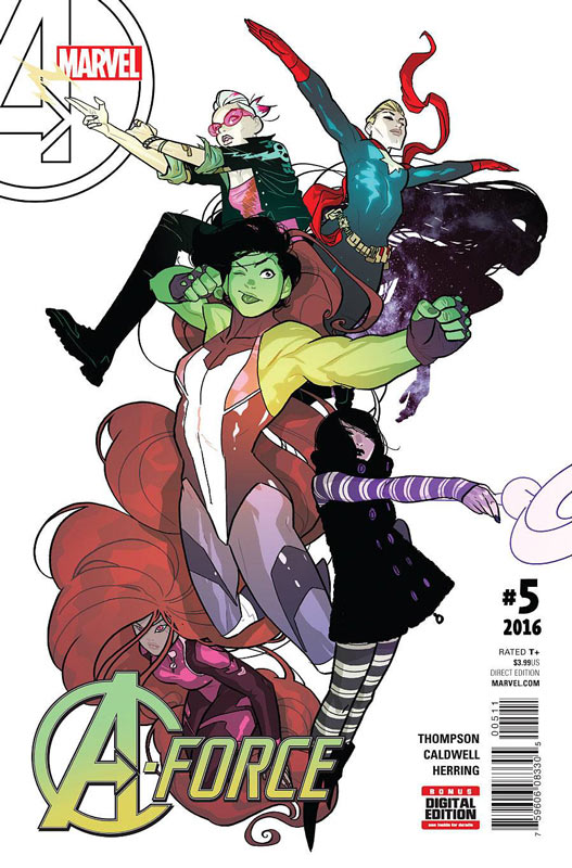 a-force-#5