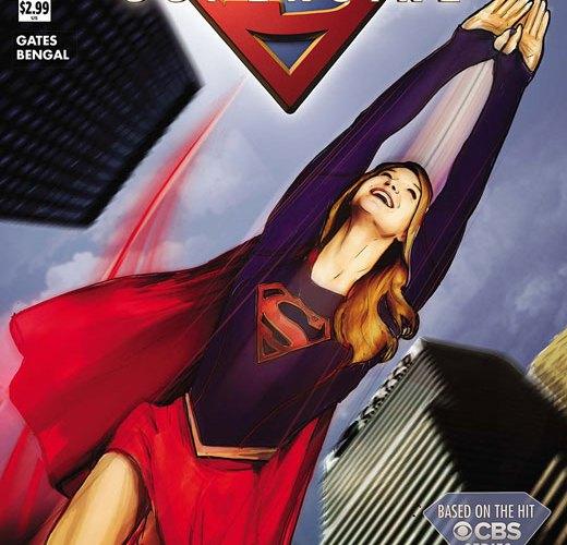 New Comic Book Reviews Week Of 5/11/16