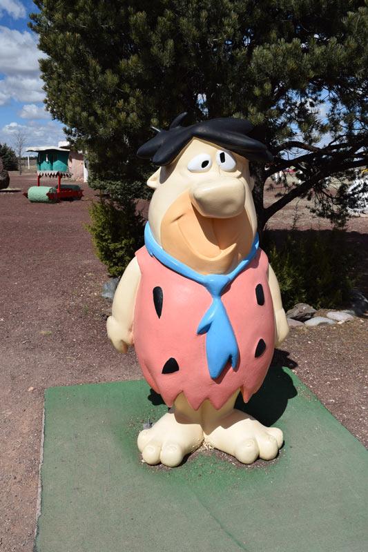 Flintstones Bedrock City Arizona