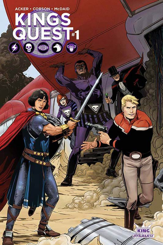 king's-quest-#1