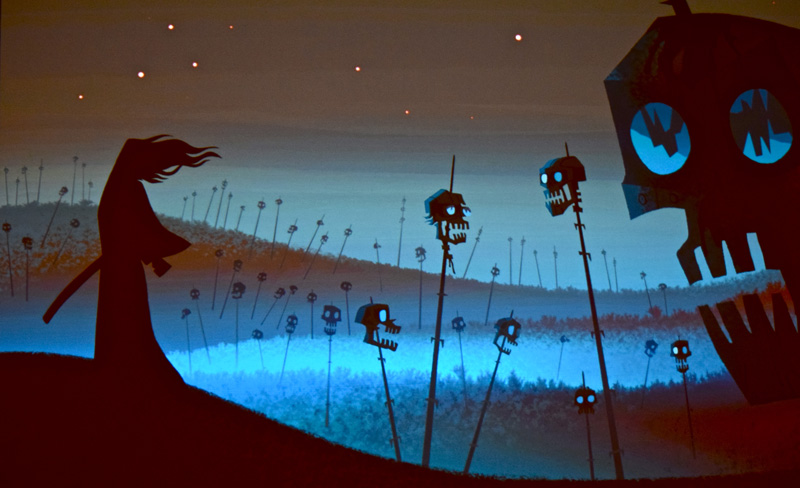 SDCC '16: Samurai Jack [adult swim]