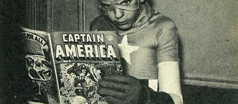 "Celebrate Jack ""The King"" Kirby's 99th Birthday By Reading Comics in Public"