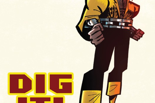 New Comic Book Reviews Week Of 10/5/16