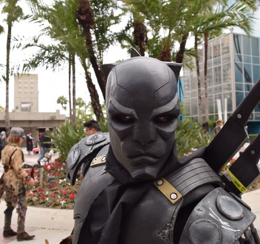 Long Beach Comic Expo 2017
