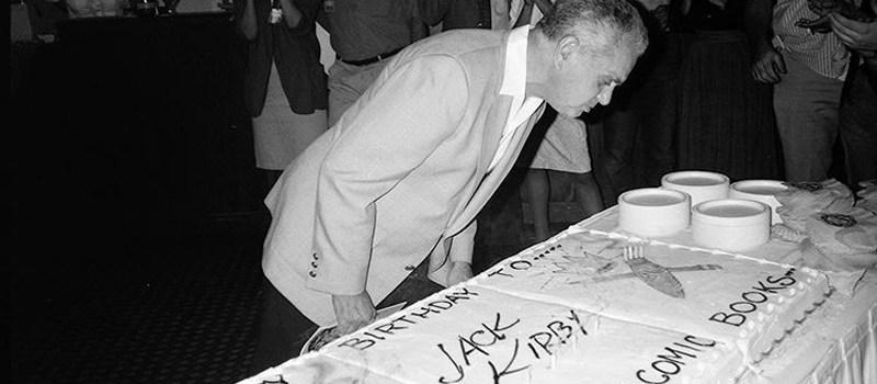 Jack Kirby 100