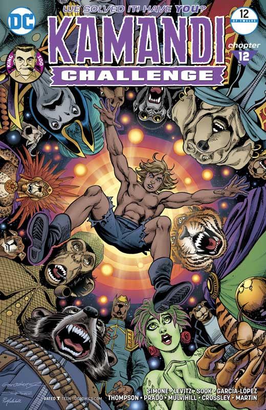 New Comic Book Reviews Week Of 12/27/17