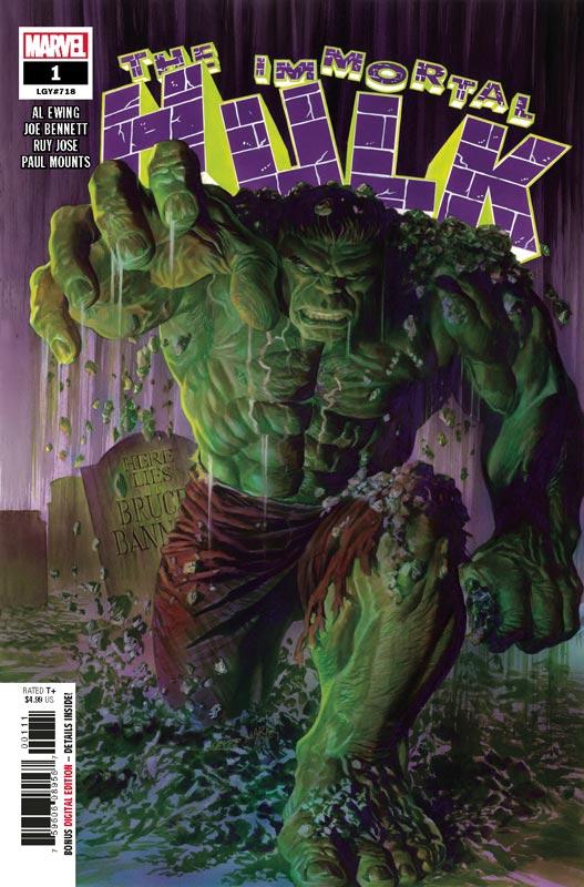 New Comic Book Reviews Week Of 6/6/18