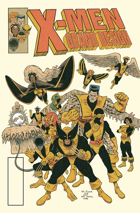 x-men-grand-design--second-genesis-#1