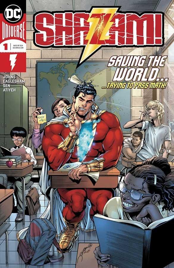 New Comic Book Reviews Week Of 12/5/18