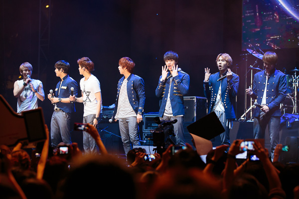 Sundown Festival 2012 BTOB