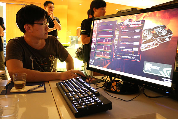 ASUS and NVIDIA Gamers Gathering Photo 03