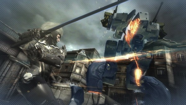 Metal Gear Rising Revengence Review