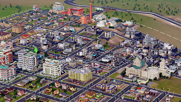 SimCity Review 01