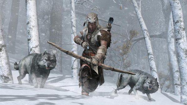 Assassin's Creed 3 The Tyranny of King Washington (DLC) Review 01