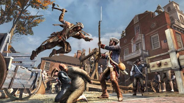 Assassin's Creed 3 The Tyranny of King Washington (DLC) Review 02