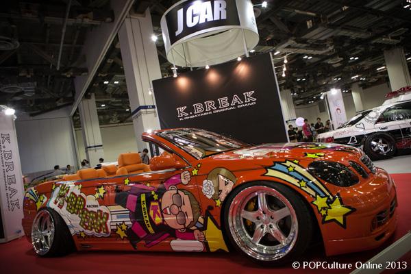 Tokyo Auto Saloon Singapore 2013-5