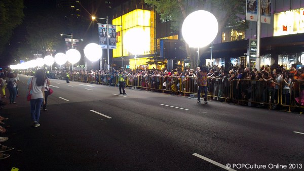 Fashion Steps Out Onto Orchard Road 01