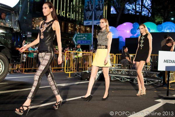 Fashion Steps Out 2013