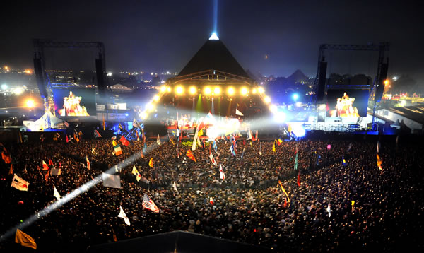 Glastonbury Festival 01