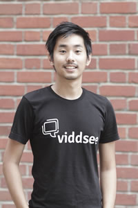 Ho Jia Jian Co-founder of Viddsee