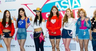Meeting Girls Generation at the Style x Style Asia Style Collection