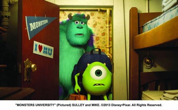 Monsters University Review Movie Stills 01