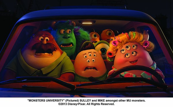 Monsters University Review Movie Stills 02