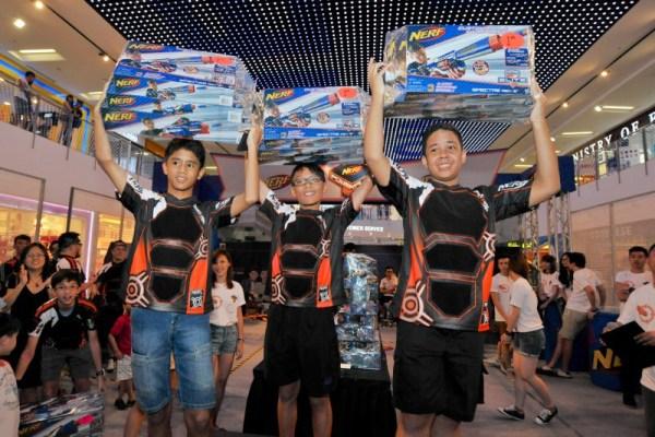 nerf powerplay 2013 team noobbusters youth challenge winner