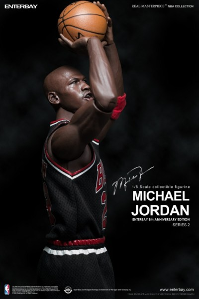 STGCC 2013 - ENTERBAY - Michael Jordan