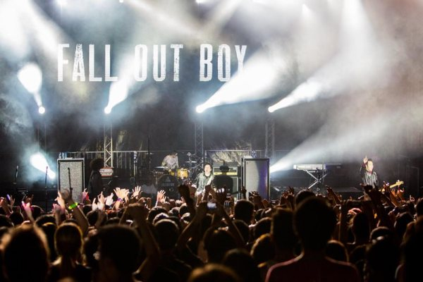 Fall Out Boy Concert Singapore 02
