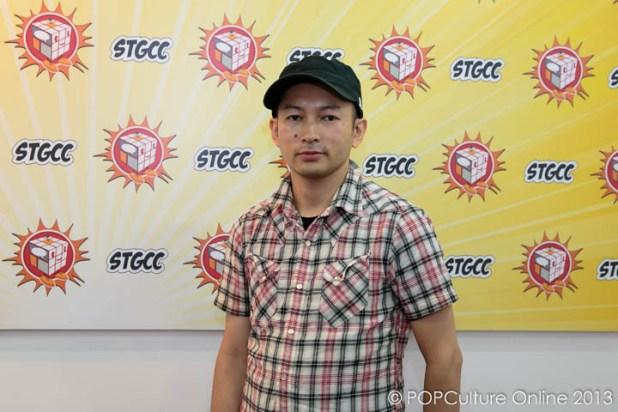 STGCC 2013 Interview with Redjuice