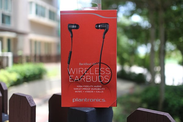 Plantronics BackBeat Go 2 Review Photo 01