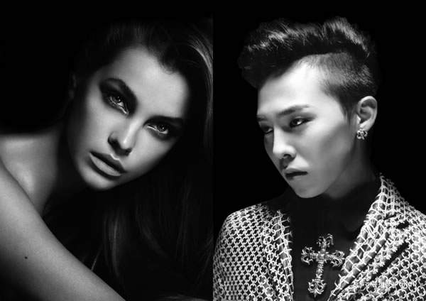 G-Dragon to perform live at Fashion Week 2013 01